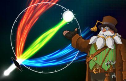 Optika: laser puzzle davvero divertente