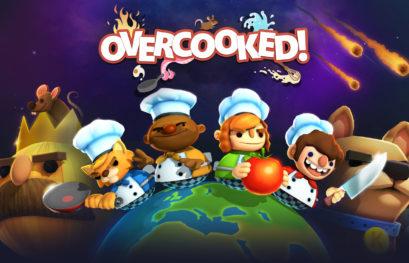 Overcooked: The lost morsel disponibile da oggi