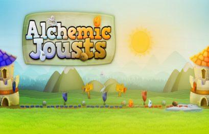 Alchemic Jousts: per PS4 e Steam disponibile nel Q4 2016