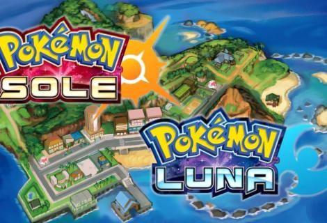 Pokémon Sole e Luna - Recensione