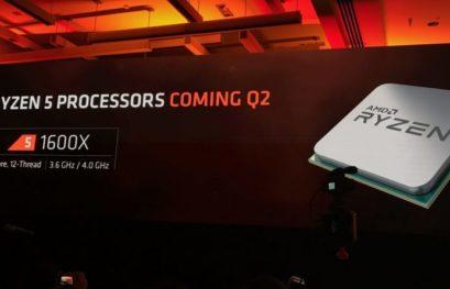 Le CPU Ryzen 5 targate AMD sono in arrivo