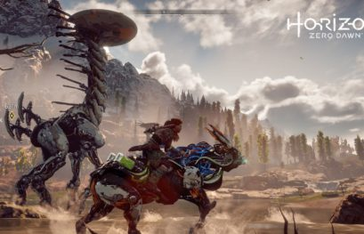 Horizon Zero Dawn : Un sequel?