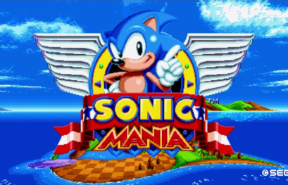 Sonic Mania rimandato a quest'estate
