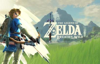 La patch 1.1.1 di Zelda: Breath of the Wild migliora il framerate