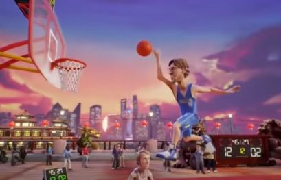 Annunciato NBA Playgrounds in arrivo su PS4, Xbox One, PC e Nintendo Switch