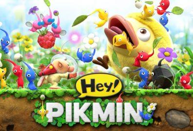 Hey! Pikmin - In arrivo a Luglio su 3DS