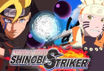 Annunciato Naruto to Boruto: Shinobi Striker