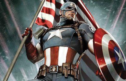 Tie-In Attack #4 - Tutti i Videogames di Capitan America