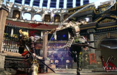 Versus: Battle of the Gladiator - Anteprima