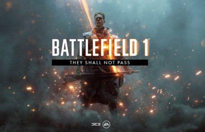 Battlefield 1: disponibile l'espansione They Shall not Pass per tutti i giocatori