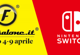 Nintendo Switch al Fuorisalone 2017