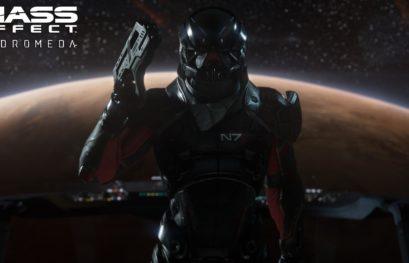 Nuova edition per Mass Effect: Andromeda