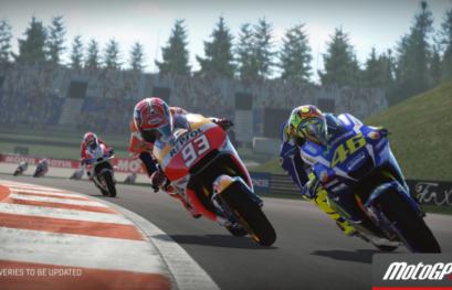 Annunciata la data di uscita di MotoGP17!