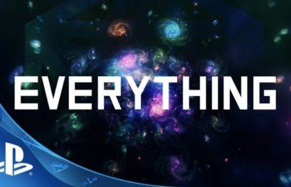 Annunciata la data di uscita su PS4 e PC per Everything
